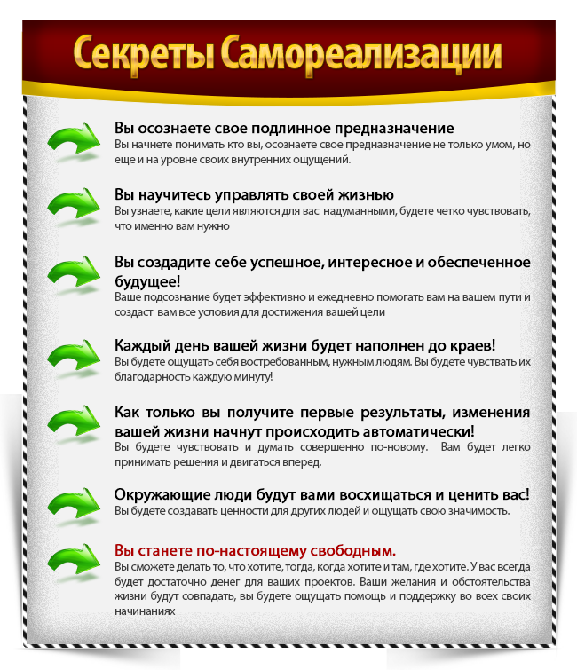 Секреты Самореализации со Святославом Райковым